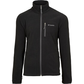 Columbia Fast Trek II Giacca in pile con zip intera Uomo, black